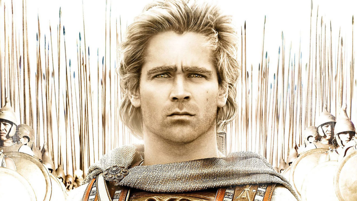 By Zeus' beard, Oliver Stone's Alexander is bad