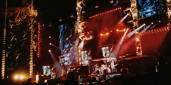 U2 - Zoo TV Live From Syndey