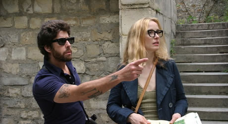 Julie Delpy and Adam Goldberg in 2 Days in Paris
