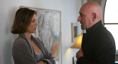 Ben Kingsley and Tea Leoni in You Kill Me
