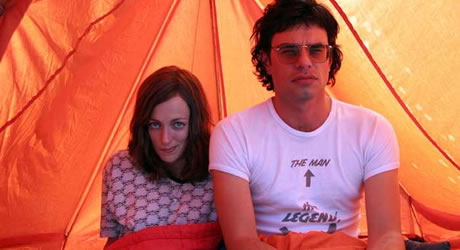Jemaine Clement and Loren Horsley in Eagle vs. Shark