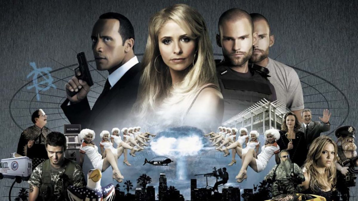 Sold out but not a soldier: Richard Kelly's bizarre Southland Tales