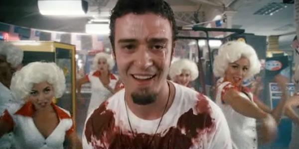 Justin Timberlake in Southland Tales