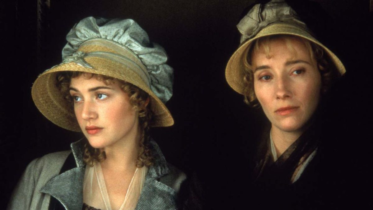 Emma Thompson & Ang Lee's Sense and Sensibility repopularized Jane Austen
