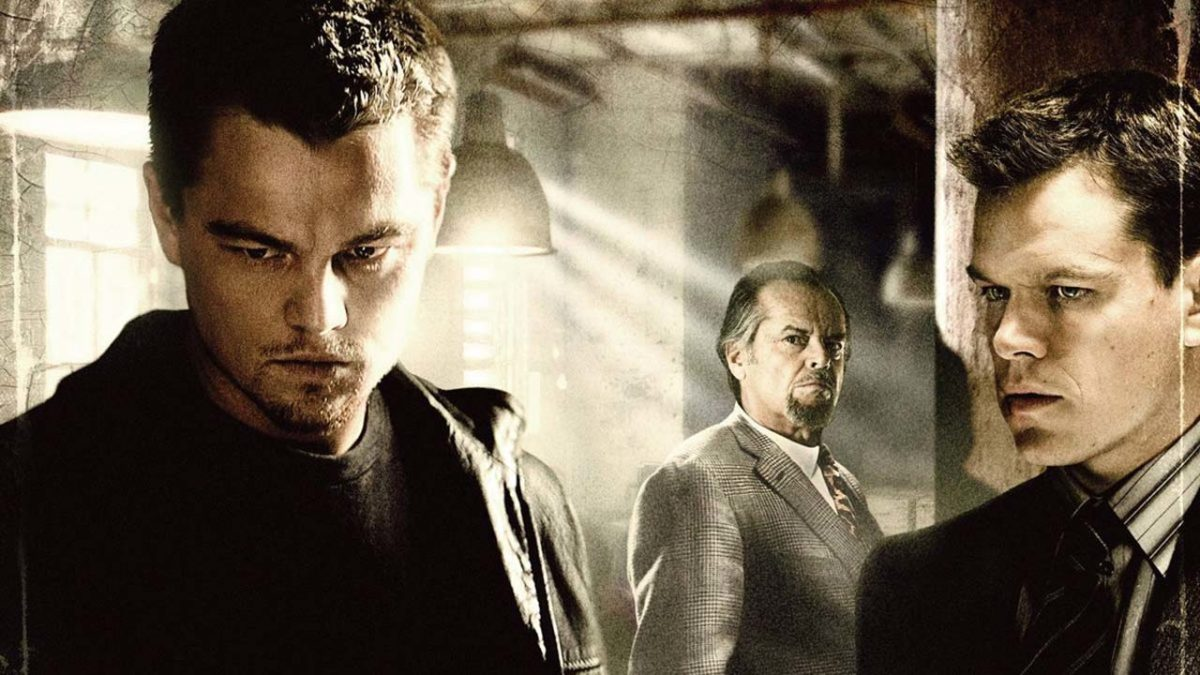 Martin Scorsese remakes Internal Affairs as The Departed
