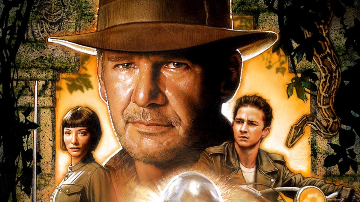 Kingdom of the Crystal Skull is the second worst Indiana Jones