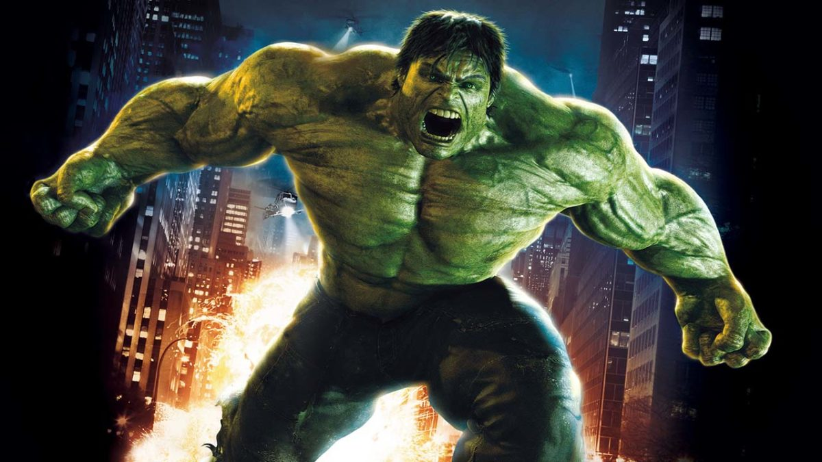 You won't like Edward Norton when he's angry in The Incredible Hulk