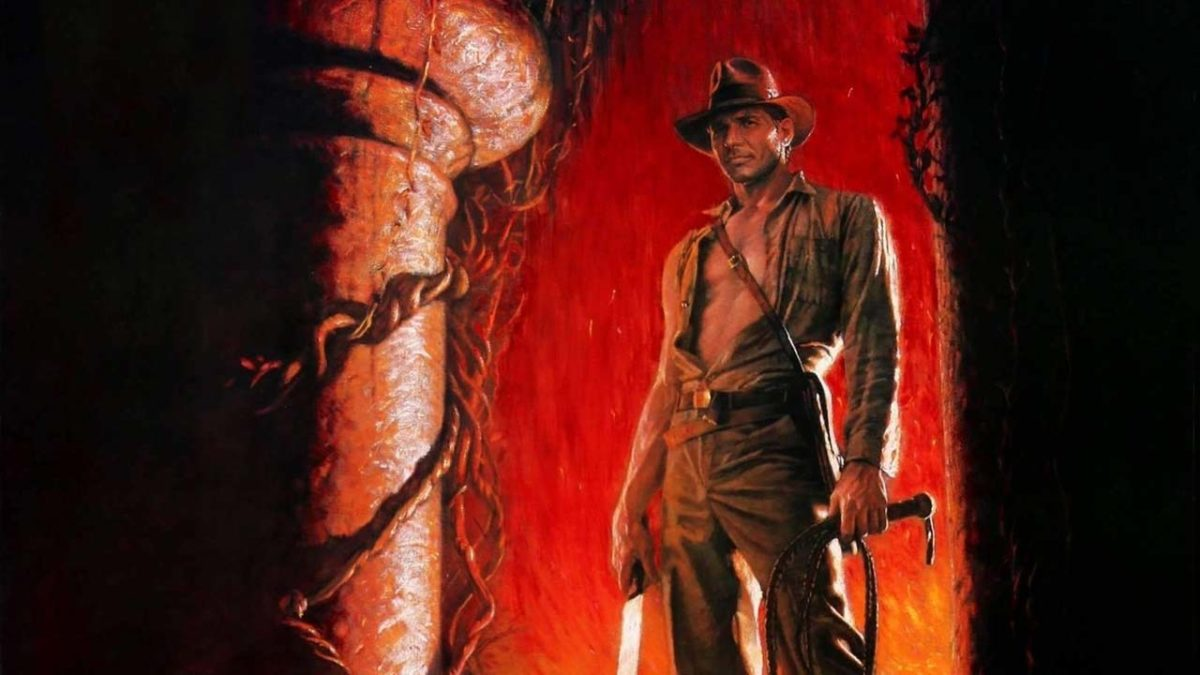 Indiana Jones seeks fortune and glory in The Temple of Doom