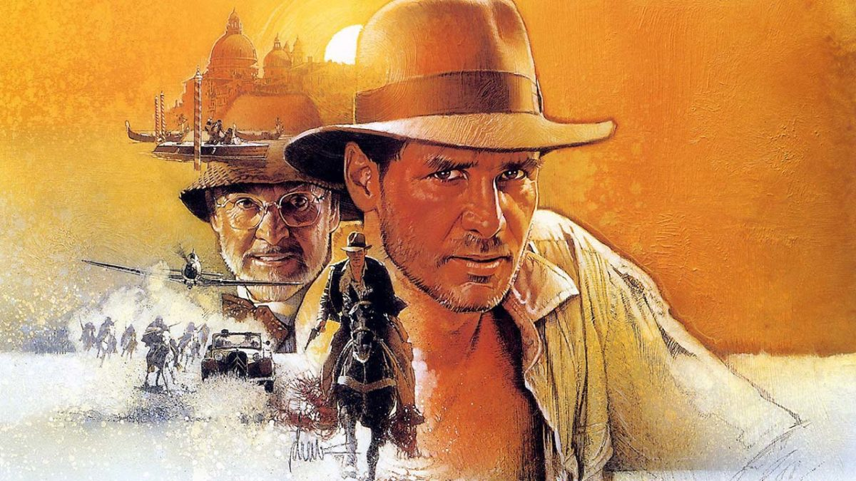 Indiana Jones returns to form in The Last Crusade