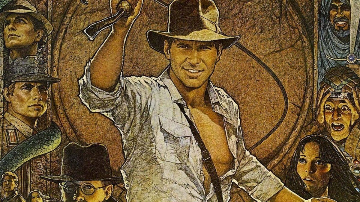 They don't make PG movies anymore like Steven Spielberg's Raiders of the Lost Ark
