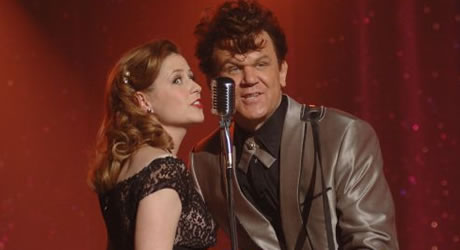 John C. Reilly in Walk Hard The Dewey Cox Story