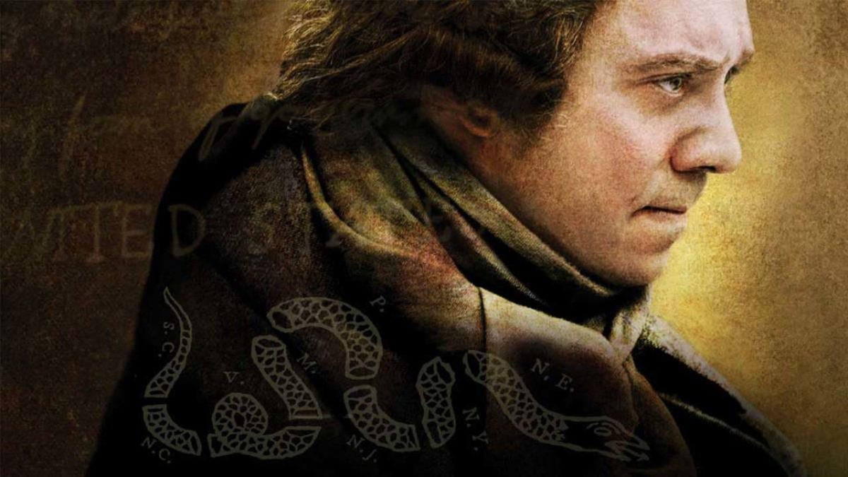 Paul Giamatti and Laura Linney are the second first couple in Tom Hooper's John Adams