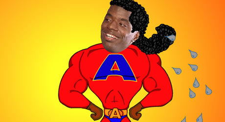 Kordell Stewart as Activator Man