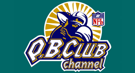 The Pseudo.com Quarterback Club logo