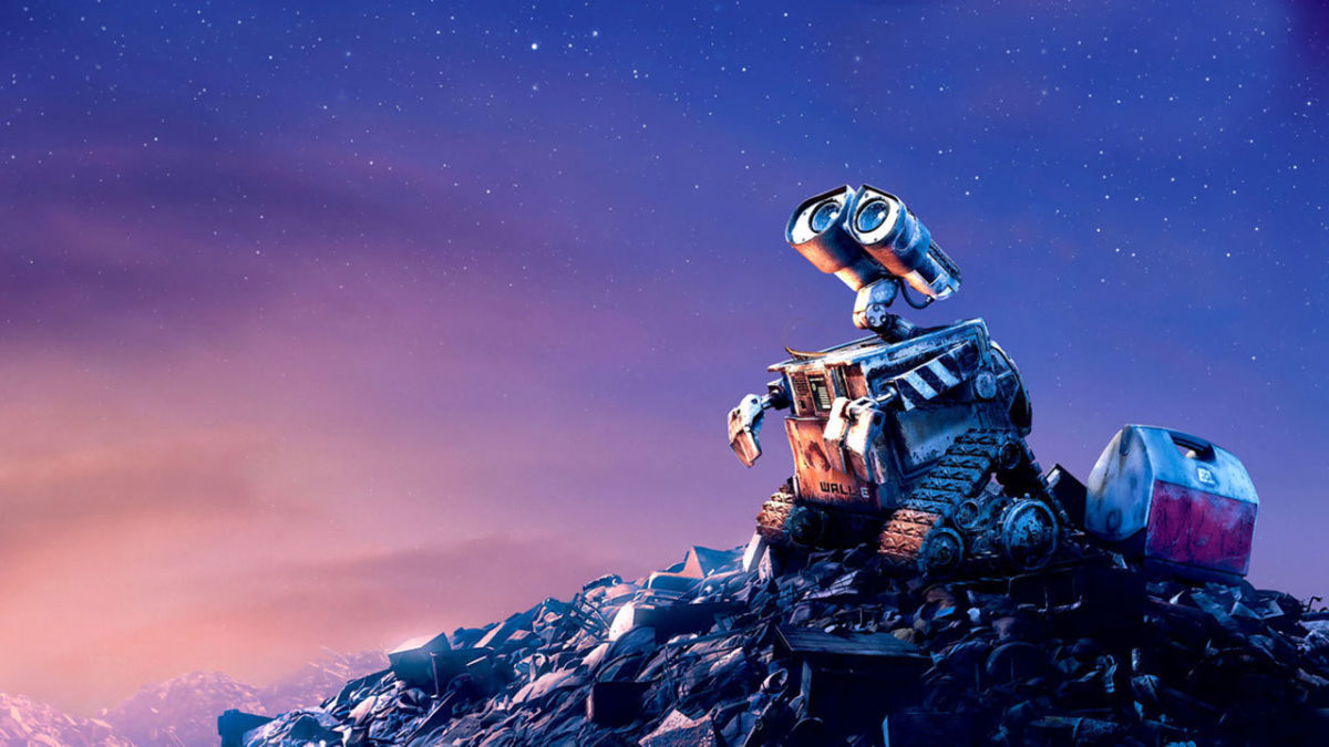 Think Different: WALL-E