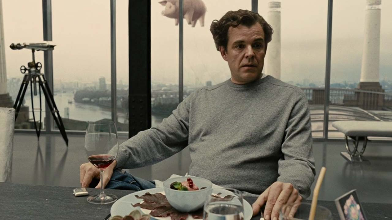 Danny Huston in Children of Men