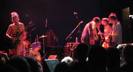 Joseph Arthur and The Lonely Astronauts, live at The Bowery Ballroom, New York