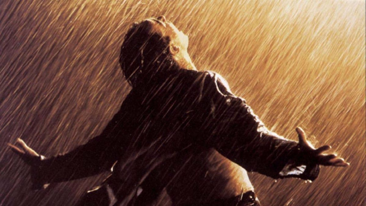 Get busy living or get busy dying: Frank Darabont's The Shawshank Redemption