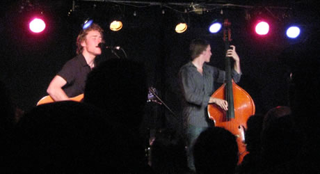 Low live at Mercury Lounge