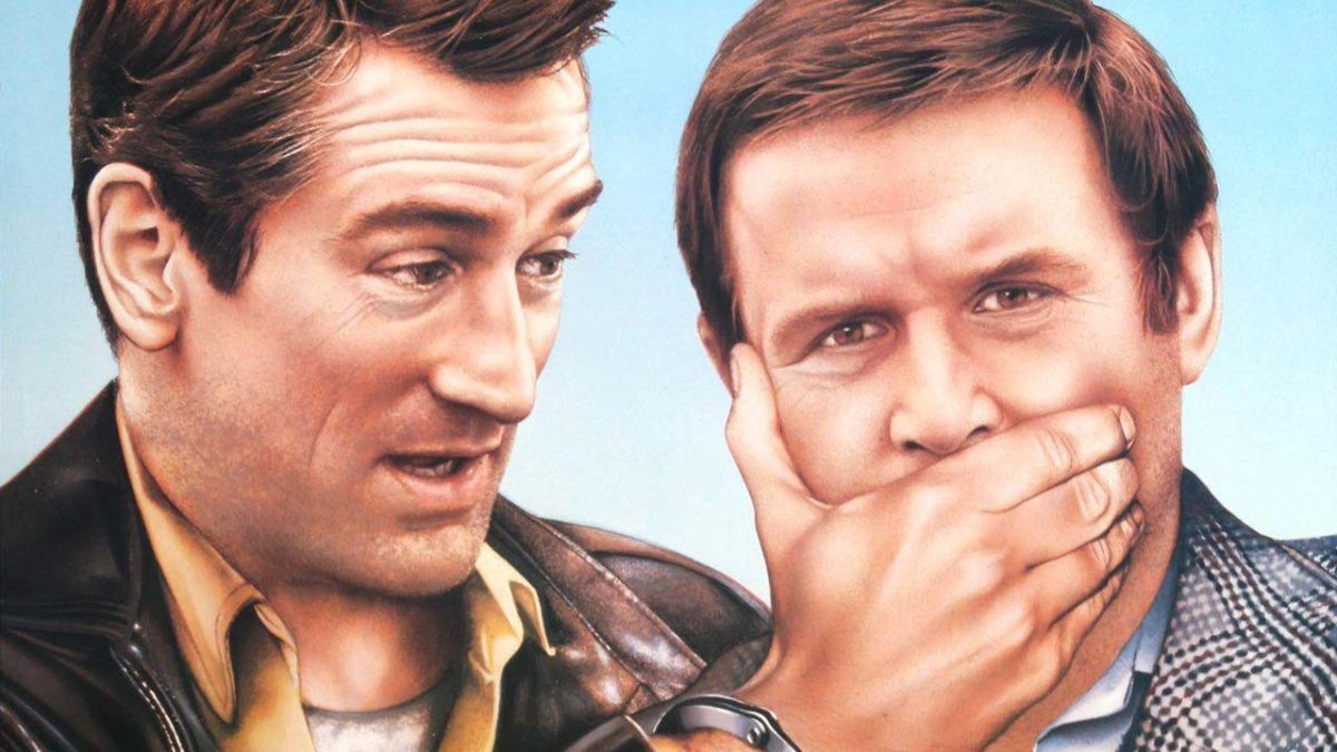 De Niro and Brodin are somewhere between Toledo and Cleveland in Martin Brest's Midnight Run
