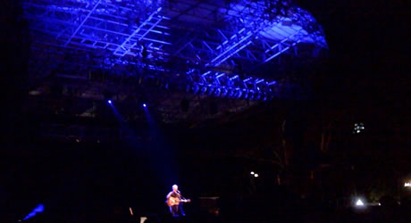 The Swell Season live at Rumsey Playfield, Central Park, New York – September 17, 2008