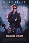 Black Rain movie poster