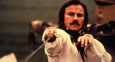 Harvey Keitel in The Duellists