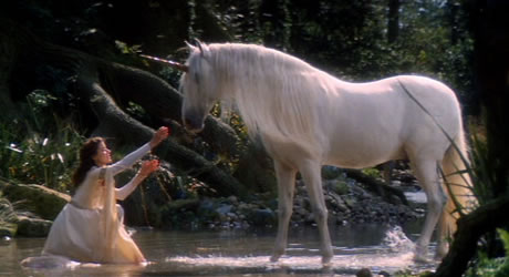 Girls and Their Unicorns: Ridley Scott's Legend