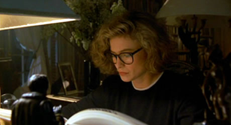 Mimi Rogers in Someone to Watch Over Me