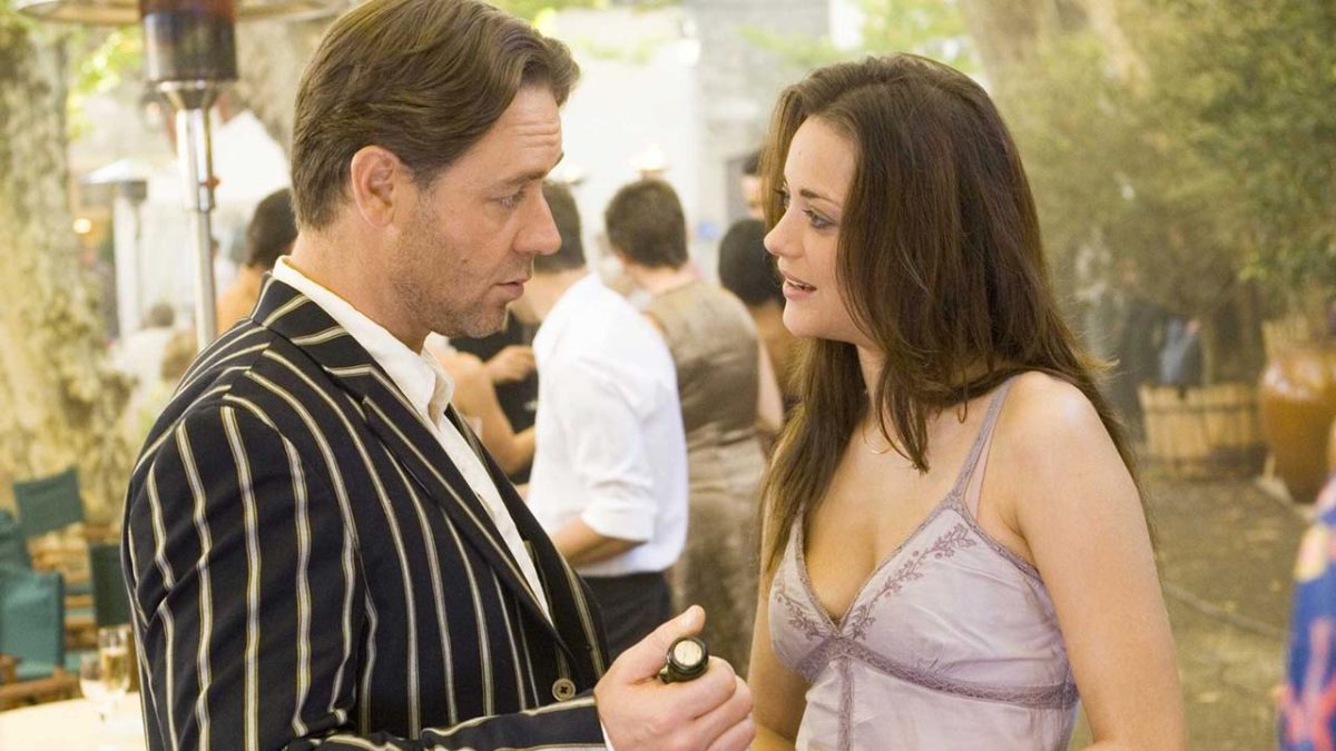 Russell Crowe and Marion Cotillard bake a soufflé in Ridley Scott's A Good Year