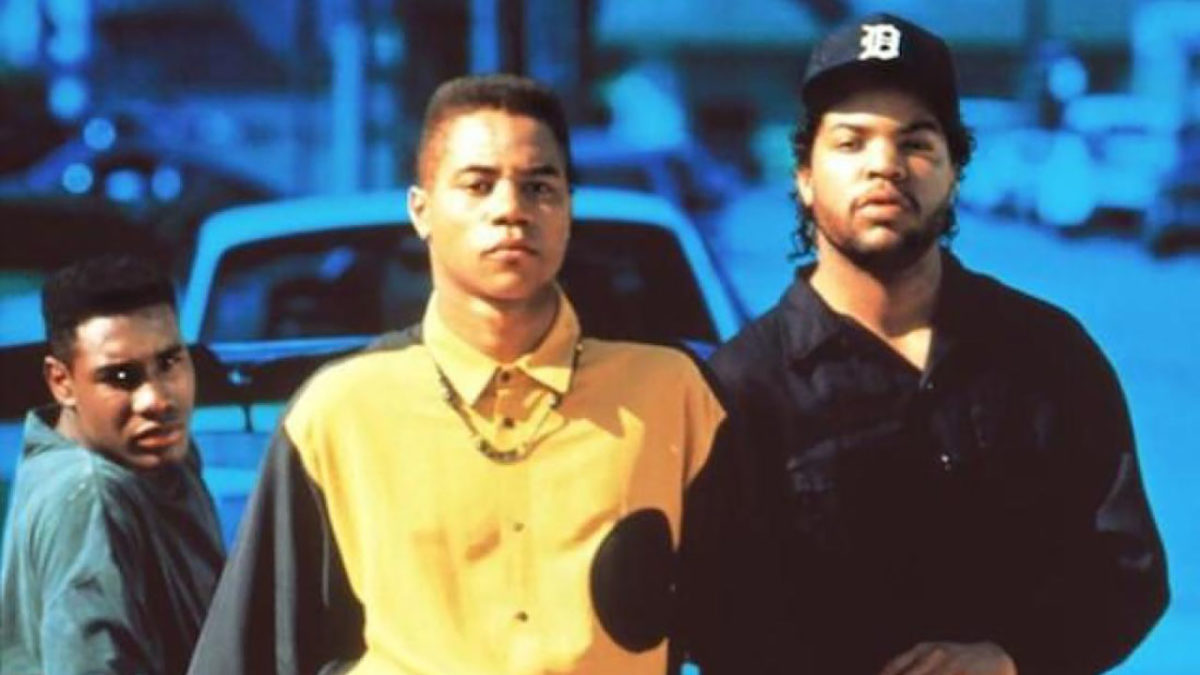 Increase the Peace: Boyz n the Hood