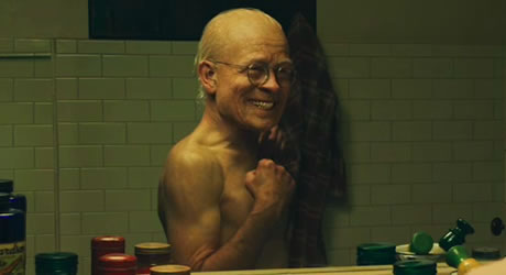 Brad Pitt in The Curious Case of Benjamin Button