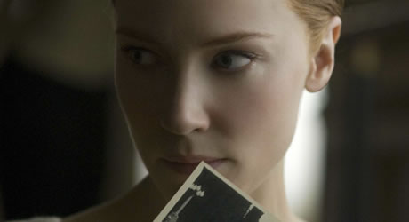 Cate Blanchett in The Curious Case of Benjamin Button