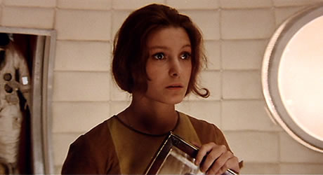 Natalya Bondarchuk in Solaris