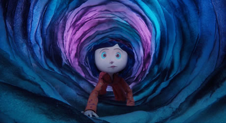 Dakota Fanning in Coraline