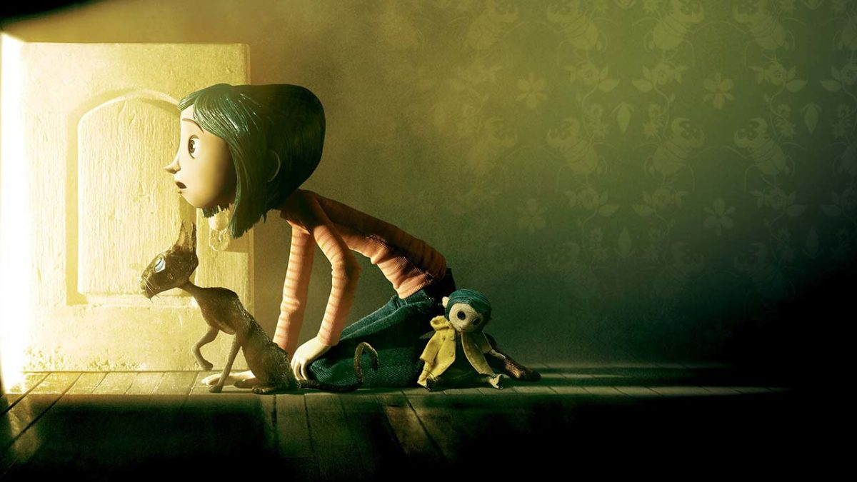 The Only Child: Neil Gaiman and Henry Selick's Coraline