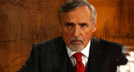 Dennis Hopper in George A. Romeros' Land of the Dead