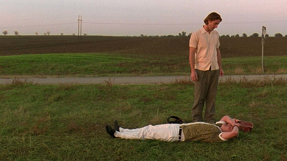 On the Run from Johnny Law in Wes Anderson's Bottle Rocket