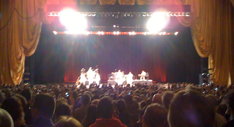 David Byrne Live at Radio City Music Hall