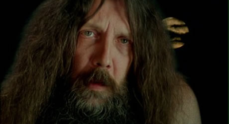 Alan Moore in The Mindscape of Alan Moore