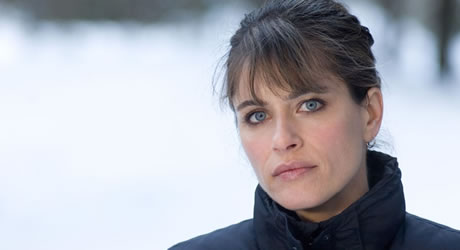 Amanda Peet in The X-Files: I Want to Believe