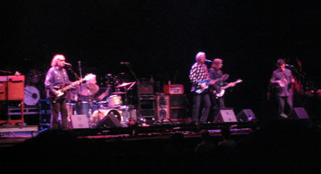 Robyn Hitchcock and The Venus 3 live at Radio City Music Hall