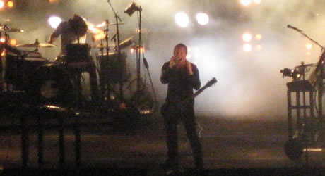 Nine Inch Nails live at Jones Beach New York
