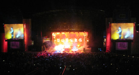 Jane's Addiction live at Jones Beach New York