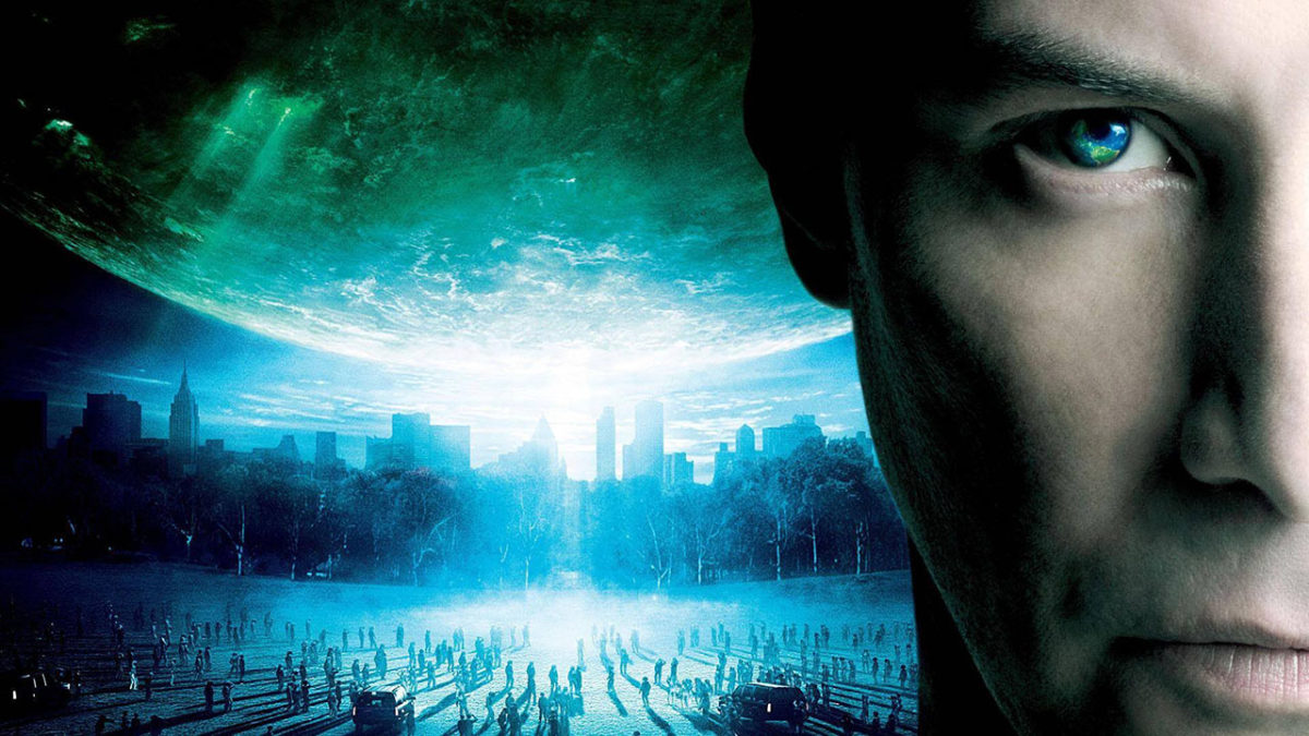 I Came to Save the World: The Day the Earth Stood Still (2008)