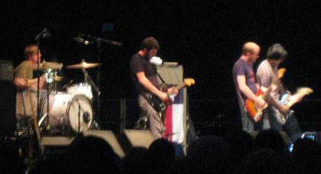 Explosions in the Sky live at Summerstage Central Park New York
