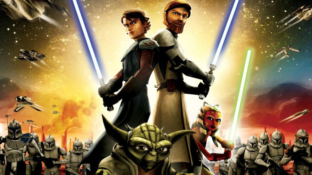 George Lucas Cedes Control: Star Wars: The Clone Wars
