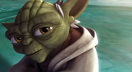 Tom Kane in Star Wars: The Clone Wars