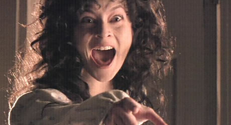 Meg Tilly in Body Snatchers