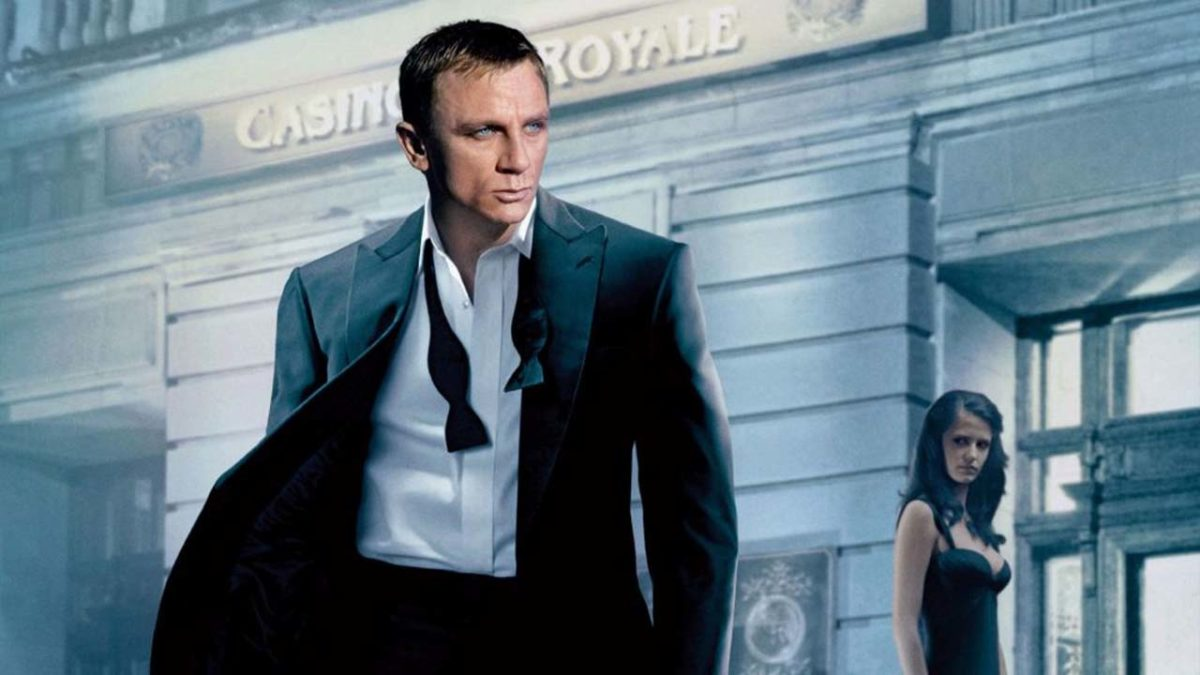 Sass and Kick Ass: James Bond: Casino Royale (2006)